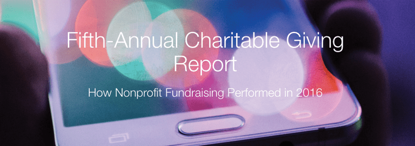 Blackbaud Charitable Giving Report: from insight to action