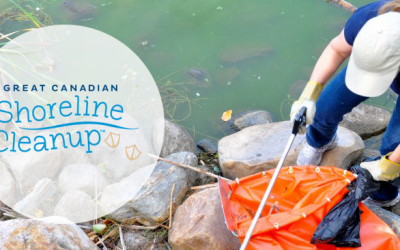Join Phil for the Great Canadian Shoreline clean up!